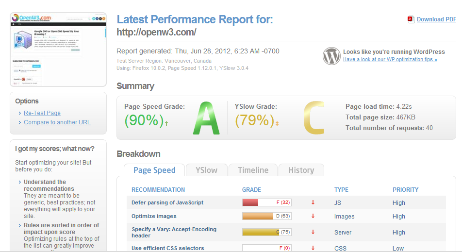 5 Free Website Load Time Testing Web Based Performance Test