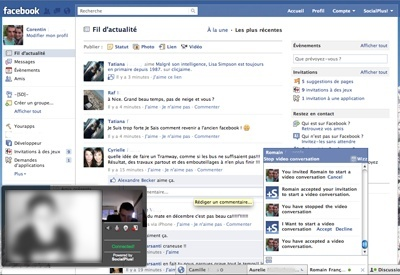 SocialPlus facebook extension