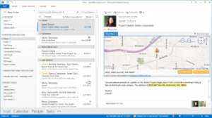 Microsoft office-2013-outlook-bing-app