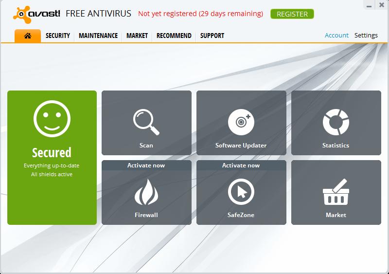 Keygen avast free antivirus 8. 0. 1483.
