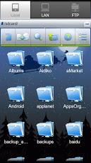 Es explorer-app