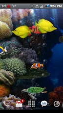 Aquarium Free Live _Wallpaper