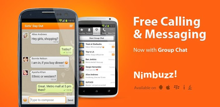 Nimbuzz_ Messenger